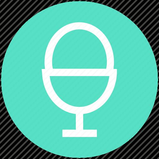 .svg, boiled, egg, egg cup, egg holder, egg server, egg storage icon