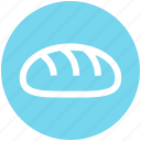 sandwich, restaurant, food, dinner, .svg, breakfast, bread icon