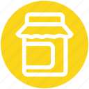 .svg, box, eat, food, food package, meal, meat icon