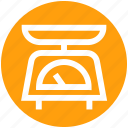 .svg, equipment, kitchen, kitchenware, scale, weight icon