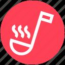 .svg, food, kitchen, ladle, spoon, taste, utensil
