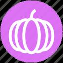 .svg, food, halloween, healthy, pumpkin, pumpkin vegetable, vegetables
