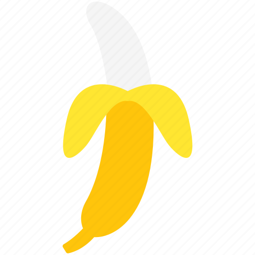 Banana, diet, fruit, healthy, sweet icon - Download on Iconfinder