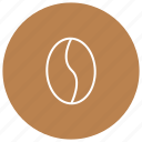coffee, cooking, drink, food, grain icon
