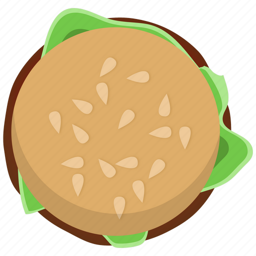 burger, cooking, fast food, fastfood, hamburger, meal icon
