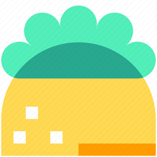 Food, mexican, sandwich, taco, wrap icon - Download on Iconfinder