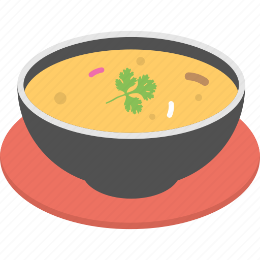 Spicy meal, hot soup, foodstuff, spicy sauce, soup bowl icon - Download