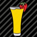 fruit punch, juice, nectar, smoothie, strawberry juice