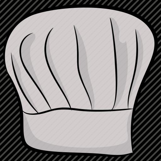 Baker cap, chef cap, chef hat, chef logo, cook uniform icon - Download on Iconfinder