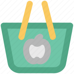 bag, paper bag, sack bag, shopper bag, shopping, shopping bag, tote bag icon