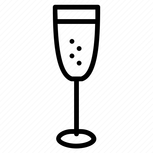 alcohol, beverage, celebration, champagne, drink icon