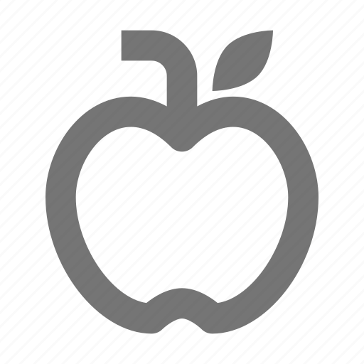 Apple, food, fruit, eat, gastronomy, meal, sweet icon - Download on Iconfinder