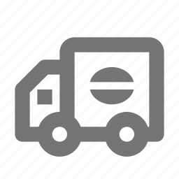 delivery, food, truck icon
