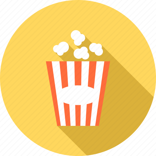 Food, eating, fast, healthy, popcorn, sweet icon - Download on Iconfinder