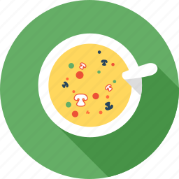 breakfast, cooking, food, healthy, meal, restaurant, soup icon