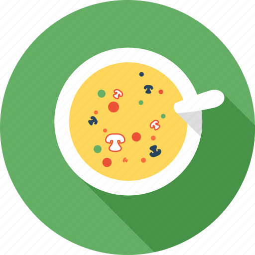 Food, breakfast, cooking, healthy, meal, restaurant, soup icon - Download on Iconfinder