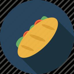 bread vietnam, breakfast, fast, food, healthy, meal, restaurant icon
