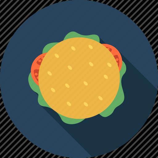 breakfast, fast, fletcher davis, food, hamburger, louis lassen, meal icon