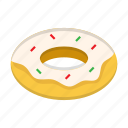 cakes, sweets, donuts, bakery, food icon