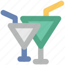 beach drink, beverage, cocktail, cold drink, drinks, juice, soft juice icon