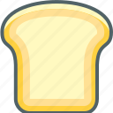 bakery, bread, food, sandwich icon