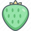 food, fresh, fruit, strawberries, strawberry icon