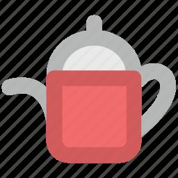 kettle, kitchen utensil, tea, teakettle, teapot icon