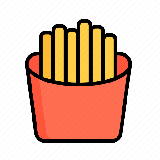 fastfood, free, french, fries, murphy, potato, wrench icon