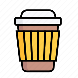 cocktail, coffee, cup, drink, food, hot, tea icon