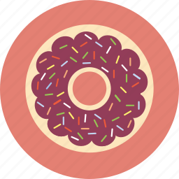 dessert, donuts, fast, food, sweet icon
