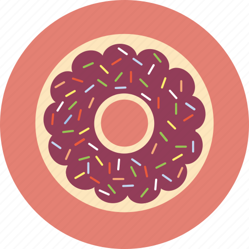 Donuts, food, dessert, fast, sweet icon - Download on Iconfinder