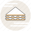 fast food, food, sandwich icon
