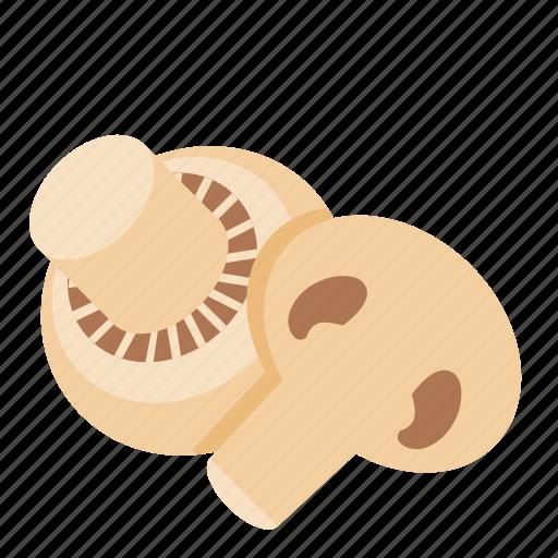 champignon, food, mushrooms icon