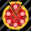 food, italian food, pie, pizza icon