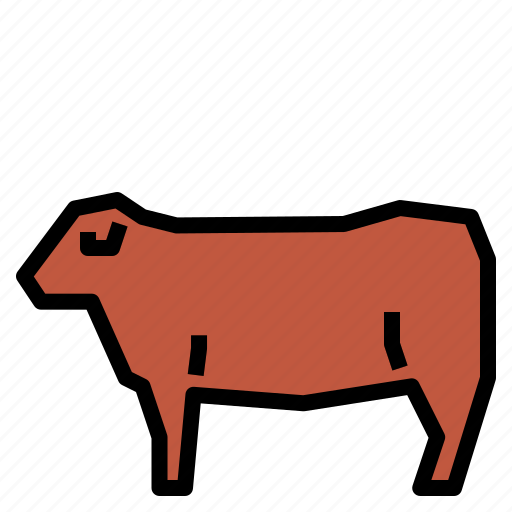 Cattle, cow icon - Download on Iconfinder on Iconfinder
