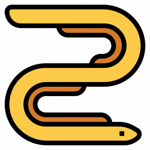Anguilla, eel icon - Download on Iconfinder on Iconfinder