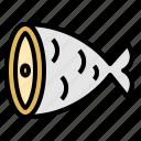 fish, tuna icon