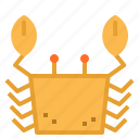 claw, crab icon