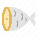 fish, tuna icon