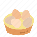 egg, eggs icon