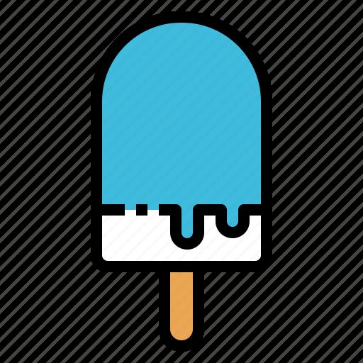 cone, cream, food, ice, sweet icon