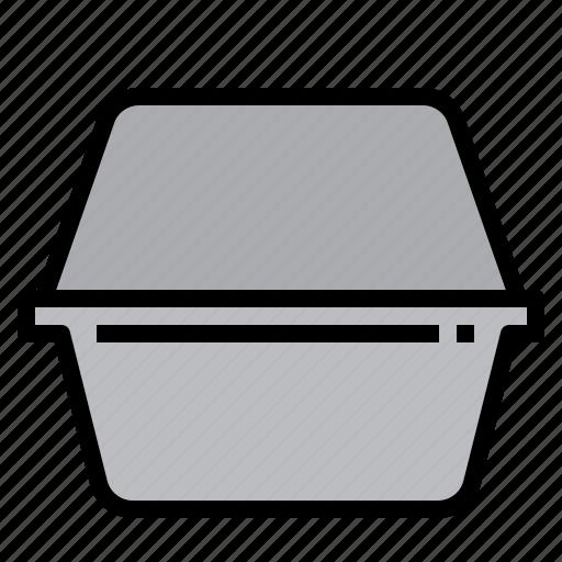 box, packaging, take away icon