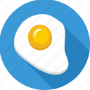eat, egg, eggs, food, healthy, meal, omlette icon