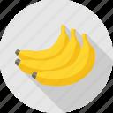 banana, fruit, health food, food