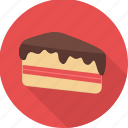 cake, dessert, eat, food, pastry, sweet icon