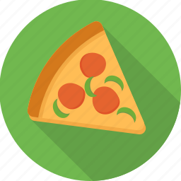 eat, fast food, food, pizza, pizza slice, snack, snacks icon