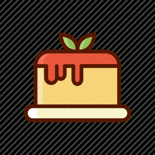 beverage, cake, dessert, food, menu icon
