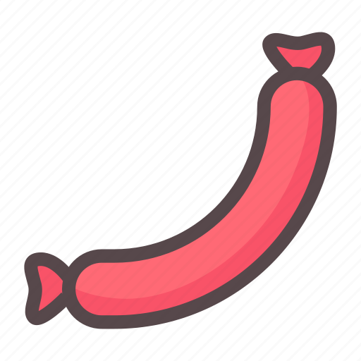 beef, chicken, food, sausage icon