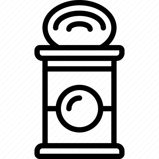 baked, beans, can, drink, food, tin icon