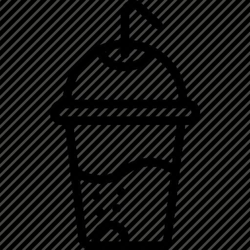 cup, drink, food, juice, takeaway icon
